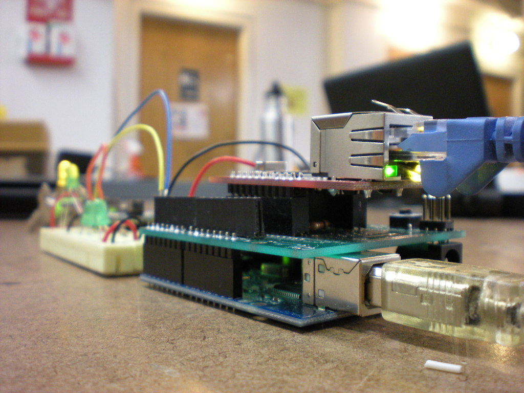 Reading and writing to the vdip usb host controller using